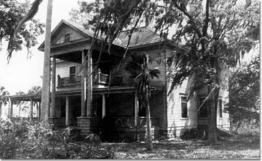 Clifford House Eustis Florida