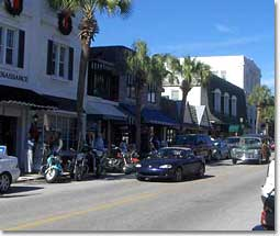 Downtown Mount Dora Florida